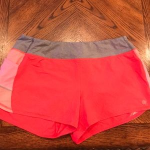 Athleta Ready Set Go Shorts